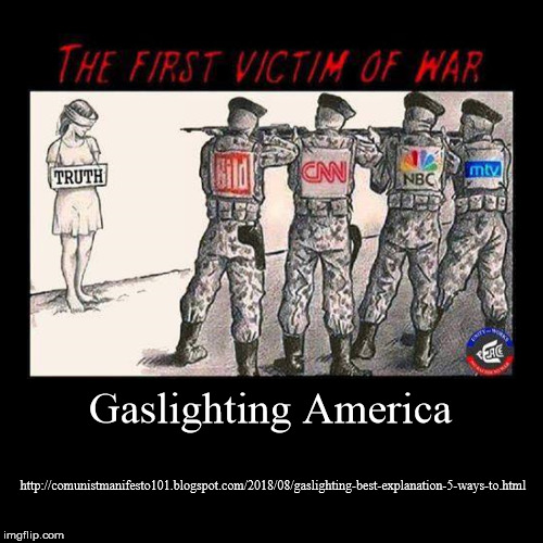The Communist Manifesto: Gaslighting ...BEST EXPLANATION 5 ways to  determine if YOU are being GASLIGHTED....trolls love to gaslight