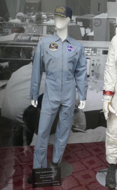 Ryan Gosling First Man Neil Armstrong NASA quarantine costume