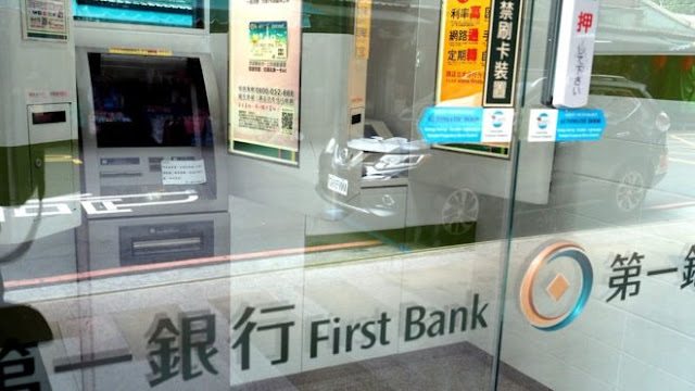 Taiwan ATM hack Three jailed over $2.6m theft