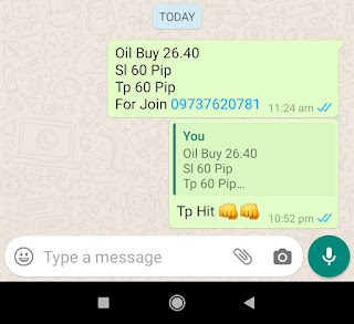 14-05-2020 Forex Trading Commodity Crude Oil Signal Prices
