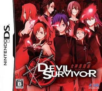 Rom Shin Megami Tensei Devil Survivor NDS