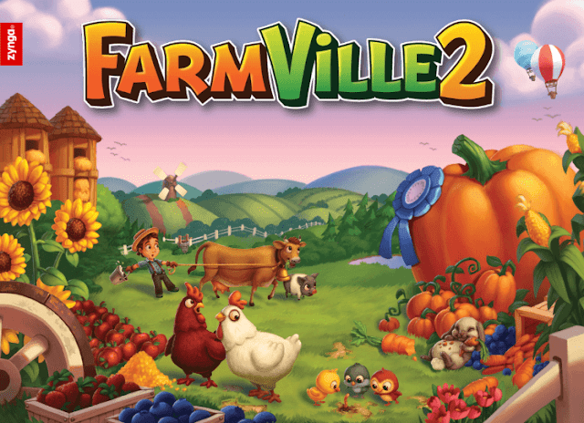 تنزيل لعبة فارم فل FarmVille 2 16.1.6106 - Android