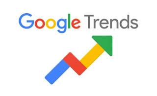 Top 5 Questions in Google Trends