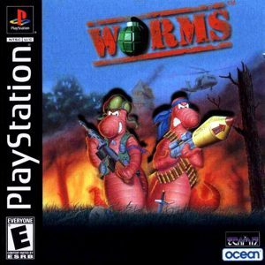Worms (1996) PS1 Download