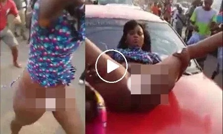 Download Video: PART 3 OF MOST SHOCKING!! Abuja popular Runs Girl runs mad! ( Gone Viral )