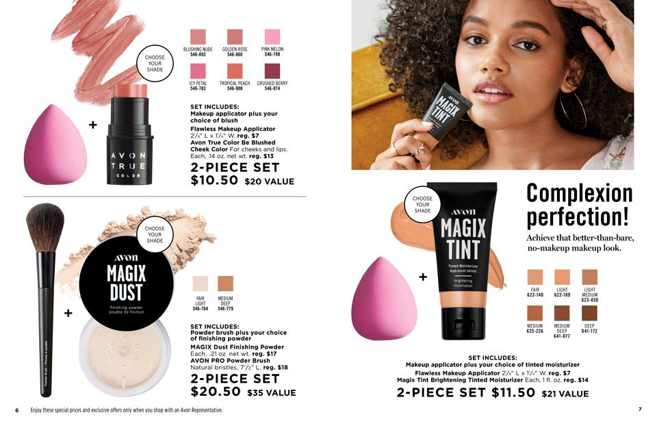 AVON Makeup and more