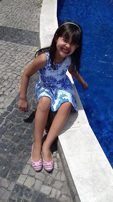 Vestido Boneca Top Model Kids