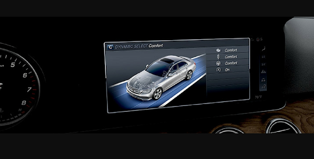 What is the Mercedes-Benz DYNAMIC SELECT System?