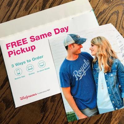 FREE 8×10 Photo Print At Walgreens