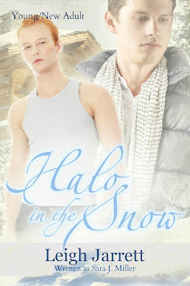 Halo in the Snow by Leigh Jarrett