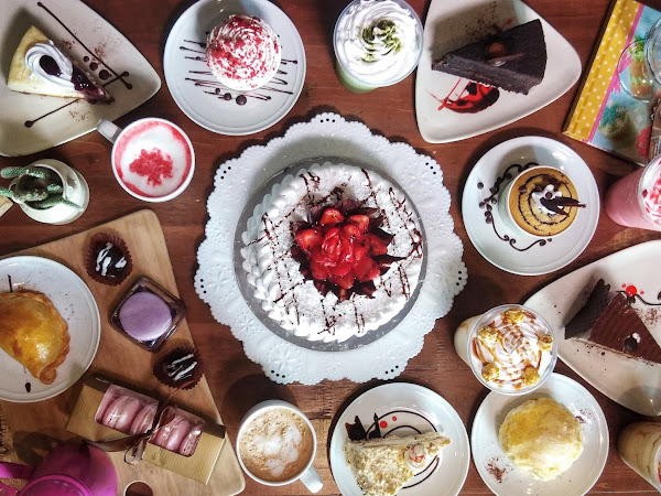 Coffee Time Cakes & Pastries in Santolan Pasig