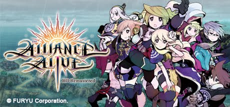 The Alliance Alive HD Remastered + Crack (CODEX - TORRENT/GDRIVE)