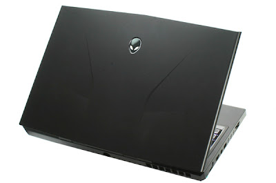Alienware M14x Back