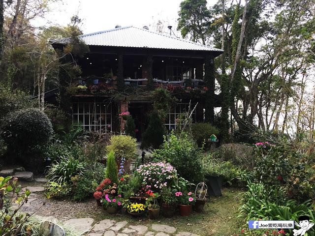 IMG 2522 - 【新竹旅遊】六號花園 景觀餐廳 | 隱藏在新竹尖石鄉的森林秘境,在歐風建築裡的別墅享受芬多精下午茶~