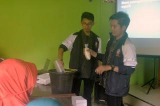 Mahasiswa KKN UNDIP Desa Sendang Adakan Penyuluhan dan Pelatihan Pengolahan Sampah