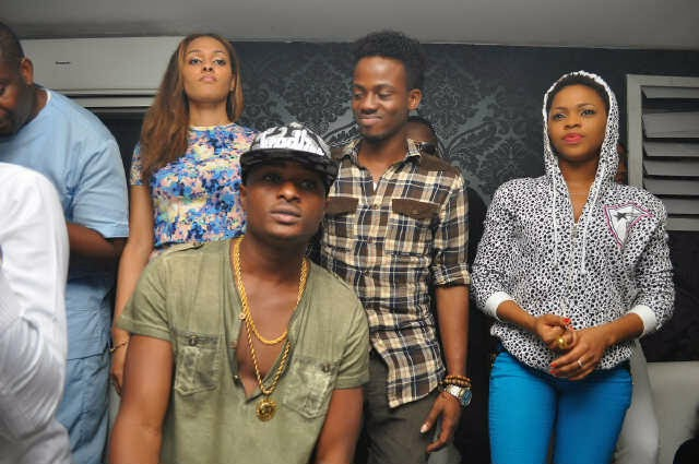 q Don Jazzy, Tiwa Savage, others @ The Place for #MTNCelebDouble rave