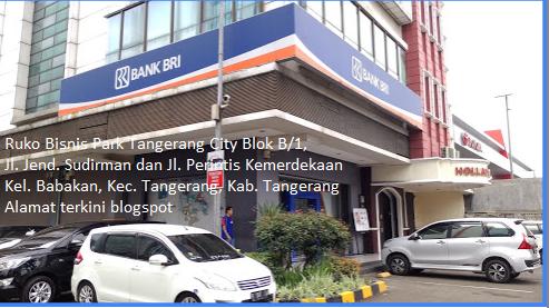 Disini Lokasi Terdekat Atm Setor Tunai Bri Tangerang Jawa Barat