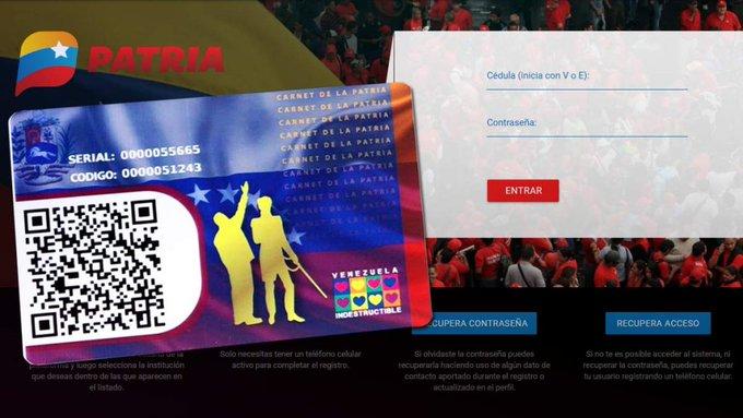 Comenzó la entrega del Bono Venezuela Decidió Cuidarse