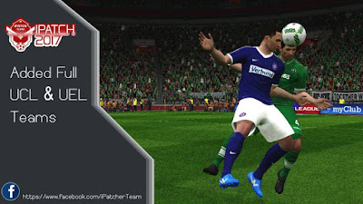 PES 2017 iPatch 2017
