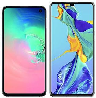 Smartphone Samsung Huawei