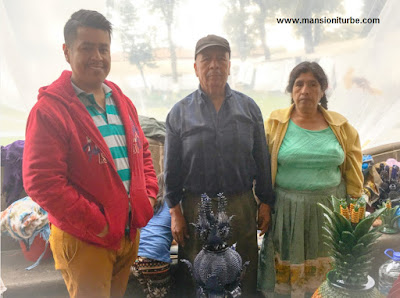 Mexican Folk Art Artists Jose Maria Alejos Ceron, Jose Maria Alejos Madrigal and Cecilia Ceron Gutierrez