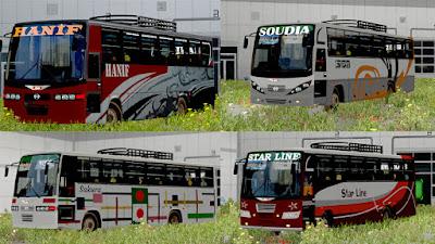 Hino Ak 173 Classic Mod