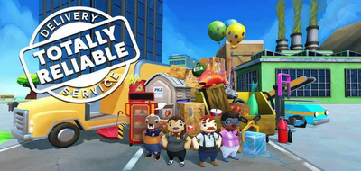 Totally Reliable Delivery Service Deluxe Edition-PLAZA