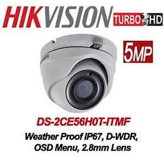 HIKVISION DS-2CE56H0T-ITMF 2.8MM