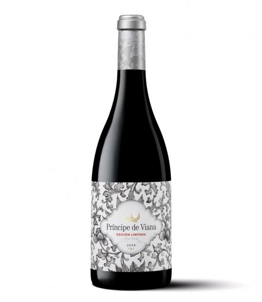 บรรจุภัณฑ์ขวดแก้วสวยๆจาก Príncipe de Viana | BUNJUPUN.COM