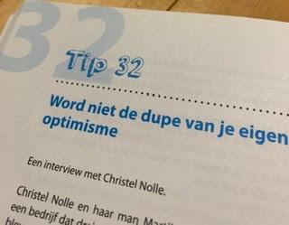 Tip 32 een titel uit een boek