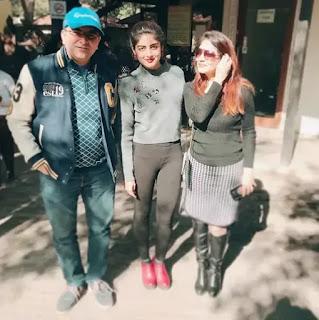 Muskaan Khubchandani Parents