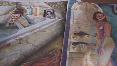 Maria Farmer's Paintings