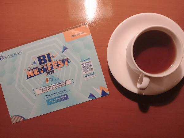 Menjadi Generasi Digital Bank Indonesia di BI NETIFEST 2020