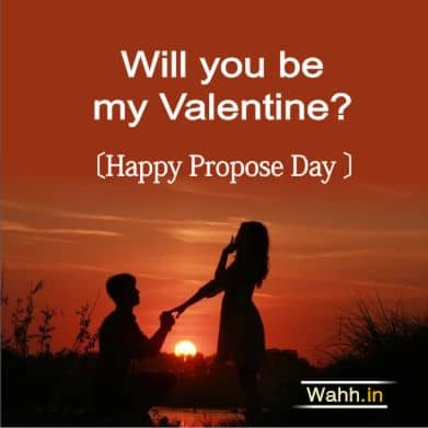 Propose Day Quotes In Hindi & English〔