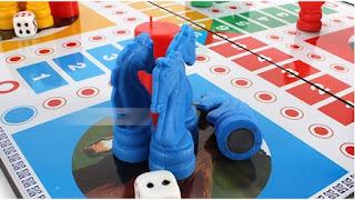Chơi game cờ cá ngựa hấp dẫn