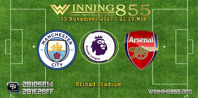 Prediksi Skor Manchester City vs Arsenal | 05 November 2017