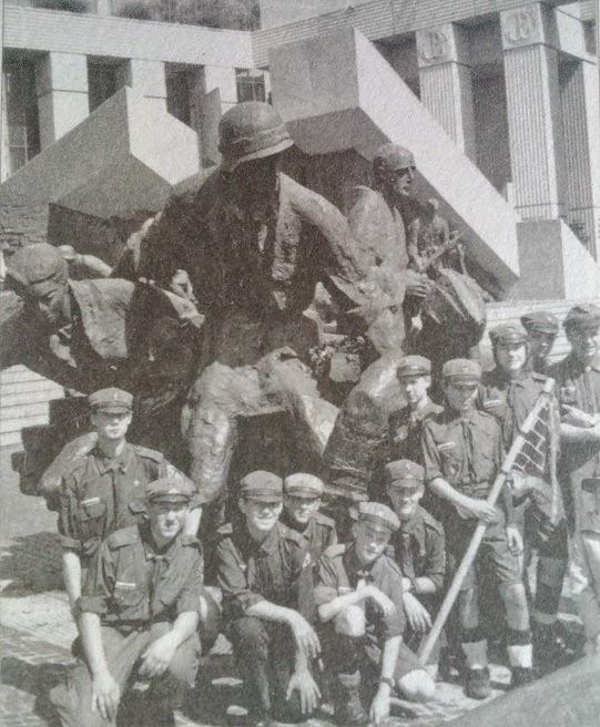 Pomnik Bohaterów Powstania Warszawskiego