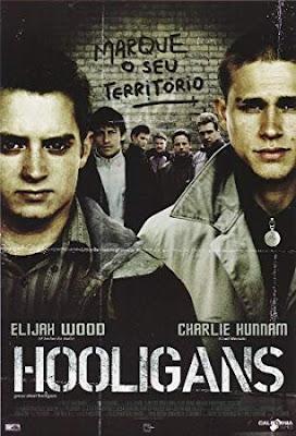 Póster película Hooligans