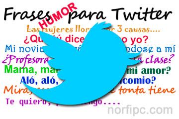Chistes para Twitter