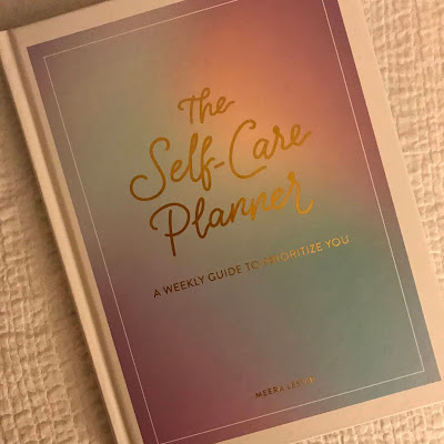 selfcare routine-selfcare planner