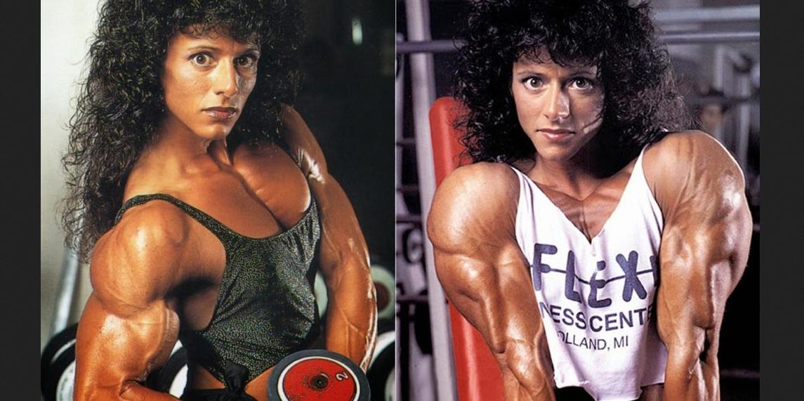 Female bodybuilder Dona Oliveiran, Biography