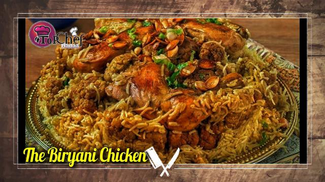The Biryani Chicken
