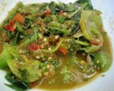Resep praktis (mudah) sambal cibiuk spesial (istimewa) khas garut enak, sedap, gurih, nikmat lezat