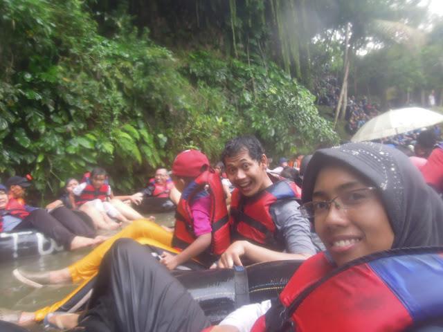 Wisata Cave Gua Pindul Yogyakarta