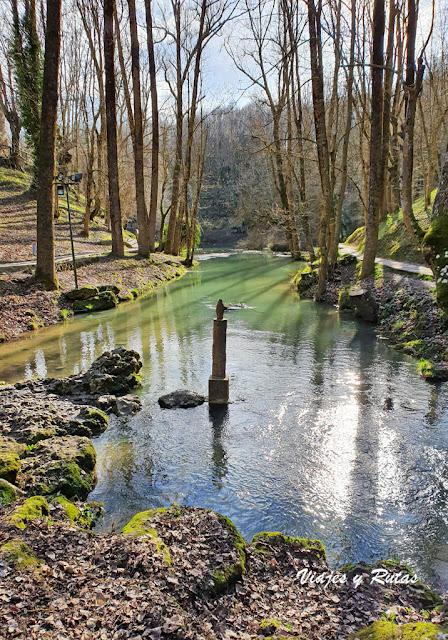 Nacimiento del río Ebro, Fontibre (Cantabria)