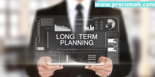 Mengutamakan Rencana Jangka Panjang