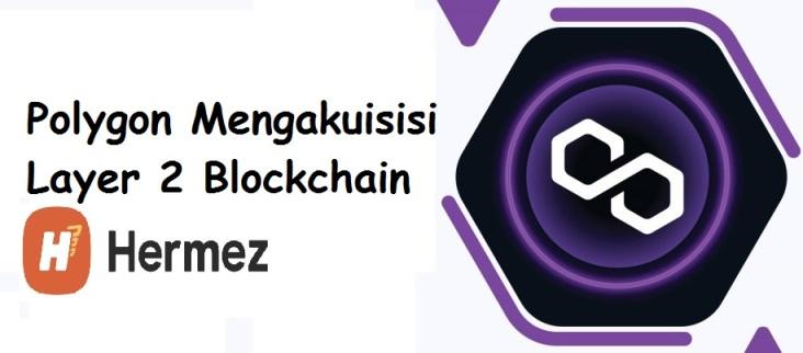 Polygon Mengakuisisi Layer 2 Blockchain Hermez seharga $250 Juta