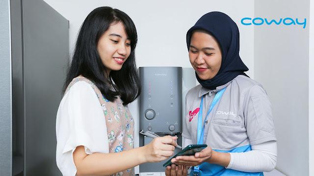 Lowongan Kerja PT. Coway International Indonesia Penempatan Serang
