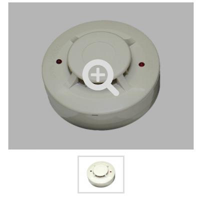 عرب فايرز كواشف حرارة للبيع معتمدة IBC heat detector for sale warranty LPCB saffire
