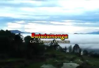 Lirik Lagu Dero Toraja Batutumonga